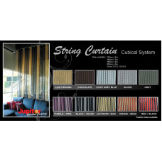 String Curtain > Cubical System